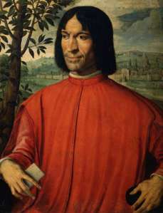 Lorenzo av Medici 1449-1492