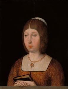 Isabella I av Spanien 1451-1504 4
