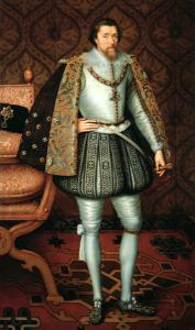 Jakob I av Storbritannien 1566-1625