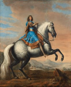 David_Klöcker_Ehrenstrahl_-_King_Charles_XI_of_Sweden_riding_a_horse